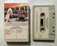 Cassette: Led Zeppelin: Houses of the Holy: Snapcase snap rare