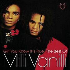 Girl You Know It's True - The Best of Milli Vanilli 0888837491426