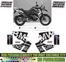 kit adesivi stickers compatibili  r 1200 gs enduro power 2008 2012