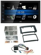 JVC 2din Bluetooth mp3 aux USB autoradio para VW Touareg t5 Caravelle Multivan 02