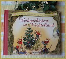 WEIHNACHTSFEST IM WICHTELLAND - Ein nostalgisches Bilderbuch