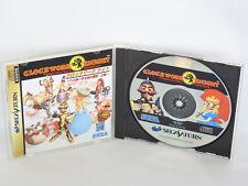CLOCK WORK KNIGHT Vol 1 REF ccc Sega Saturn ss