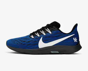 NEW Nike Air Zoom Pegasus 36 Kentucky CI2073-400 Men's Size 10 Game Royal/Black