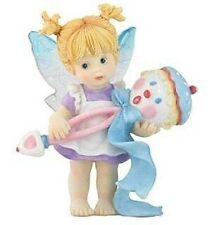 My Little Kitchen Fairies: Little Rattle Fairie Figurine Retired FAIRY