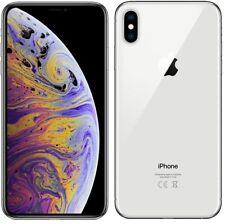 Apple iPhone XS Max 4G Smartphone 4GB RAM 64GB Unlocked Sim-Free - (Silver) B+