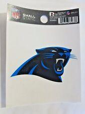 """Camiseta de Jersey Carolina Panthers Nº 3 X 4"""" pequeñas Estática-Camión Automóvil Auto Ventana Calcomanía Nuevo"""