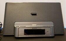 Sony Model ICF-CS15iP Dream Machine Personal Audio iPod Docking System