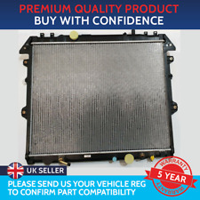 RADIATOR TO FIT TOYOTA HILUX 2004 TO 2015 2.5 D-4D 3.0 D-4D DIESEL AUTOMATIC