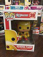 Funko POP! DC UNIVERSE, REVERSE FLASH POP VINYL FIGURE.#39