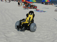 Electric Beach Wheelchair