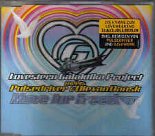 Lovestern Galaktika Project-Move For Freedom cd maxi single 6 tracks