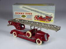 (KI-09-21) Dinky 32D Delahaye Feuerwehr Drehleiter in OVP in 1:43, original