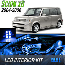 2004-2006 Scion xB Blue LED Lights Interior Kit