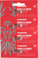 SRAM Eagle PowerLock Link for 12-Speed Chain, Silver Card/4