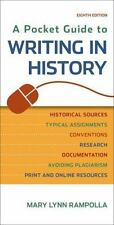 A Pocket Guide to Writing in History by Rampolla, Mary Lynn