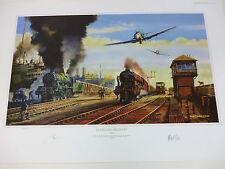 Dockyard Delivery by Robert Bailey Luftwaffe pilot Hans-Ekkehard Bob signed