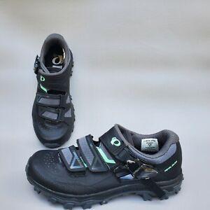 Pearl Izumi Women's W X-ALP Summit Black Cycling Shoes BOA System EU 37