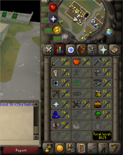 Old School Runescape Account Level 112