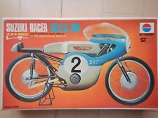 NITTO  SUZUKI  RACER  RM50  1/12 scale Model Kit VINTAGE RARE