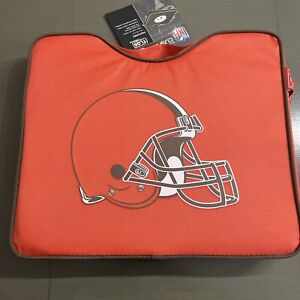 Cleveland Browns, NFL Stadium Seat Cushions, New With Tags- Bleacher Cushion