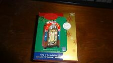 Carlton Cards Christmas Ornament Elvis Presley King of the Jukebox
