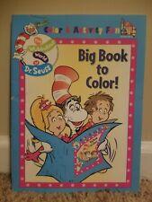 The Wubbulous World of Dr. Seuss Vintage Coloring & Activity Book