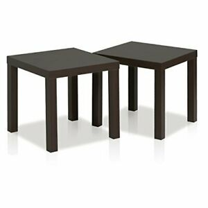 End Tables, Fabric, Espresso, one size