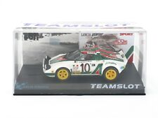 Teamslot Lancia Stratos Edición SPORT Limited edition 500 units