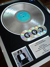 MICHAEL JACKSON OFF THE WALL LP MULTI PLATINUM DISC RECORD AWARD ALBUM