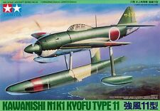 Tamiya 61036 1/48 Scale Model Fighter Kit WWII Kawanishi N1K1 Kyofu Type 11(Rex)