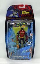 The Batman Animated EXP Negative Threat Batman Mattel NIP 5 inch 2006 S195-10