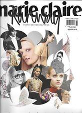 Marie Claire Runway magazine Ralph Lauren backstage Phillip Lim Christopher Kane