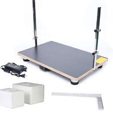 Tisch Heißdraht Schaumschneidemaschine Edelstahl Styroporschneider Foam Cutter