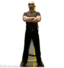 NIGHTCLUB PARTY BOUNCER BODYGUARD LIFESIZE CARDBOARD STANDUP STANDEE CUTOUT
