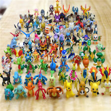 "TOKARA TOMY Pokemon Monster Random 10Pcs/Set 2"" Kids Action Figure Toys"