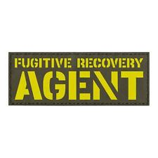 3x8 fugitive recovery agent reflective ranger green plate carrier high patch