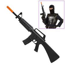 M16 MASCHINENGEWEHR KINDER Karneval Fasching Kostüm Spielzeug Waffe Gewehr  7084