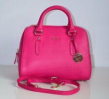 FURLA  Damen Tasche Modell: ELENA  Echtes Saffiano Leder Farbe: Gloss Neu