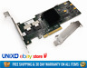 LSI 9210-8i 8-port 6Gb/s SAS-2 ZFS JBOD IT-Mode HBA Both Brackets - Bundle Opts