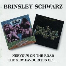 Brinsley Schwarz - Nervouse on the Road / New Favorites [CD]