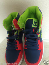 DC Youth Spark High RS Sneaker Girls Kids SKATEBOARD SHOES Sz 6  NEW $70