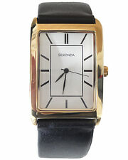 Sekonda Gent Mens Womens Office WristWatch Unisex Analog Timepiece Fashion Watch