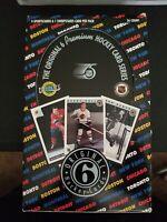1992-93 Ultimate Hockey Original 6 Box (36 Packs)