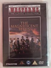 DVD The Magnificent Seven - Yul Brynner - Steve Mcqueen - New Sealed!!!