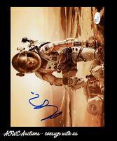 Autographed Photo - Matt Damon - The Martian - JSA Certified
