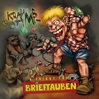 KRAWMBL Ä Tribut Tuse Abstürzende Brieftauben CD (2016 Berenstark) neu!