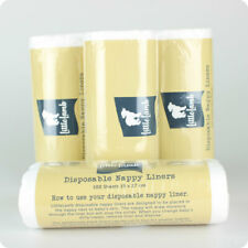 Pack of 4 Little Lamb Paper Nappy Liners    Disposable Nappy Liners