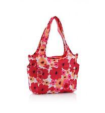 okiedog Flower Power Pink Saha Nappy / Diaper Bag