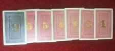 Vintage Gambler's Dilemma Card Magic Trick