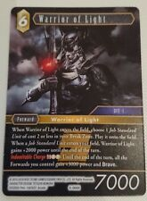 FINAL FANTASY TCG OPUS VI (6) WARRIOR OF LIGHT 6-066H HERO NON-FOIL